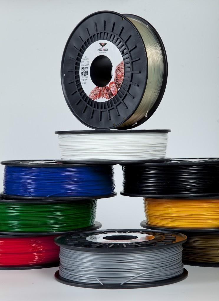 drukarki 3d filamenty akcesoria darmowa dostawa sklep www 3drukarki p filament noctuo pla. Black Bedroom Furniture Sets. Home Design Ideas