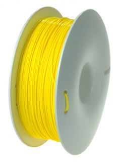 Filament Fiberlogy HD PLA 1,75 mm Żółty