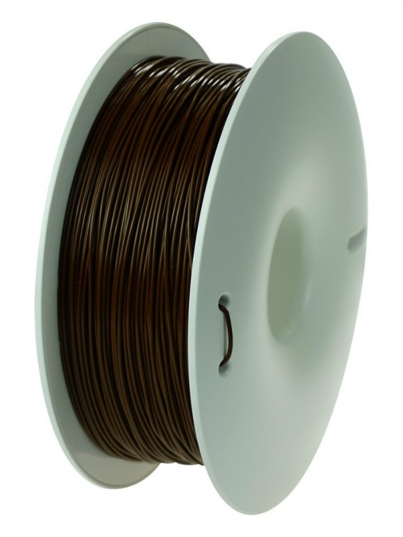 Filament Fiberlogy HD PLA 1,75 mm Brązowy