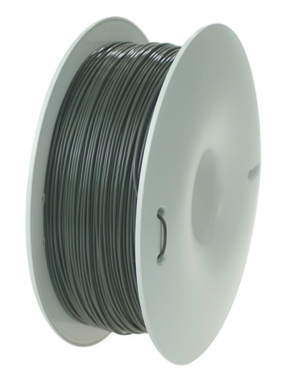 Filament Fiberlogy HD PLA 1,75 mm Grafitowy