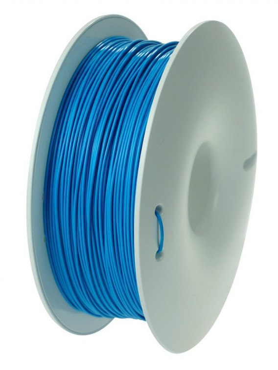 Filament Fiberlogy HD PLA 2,85 mm Niebieski