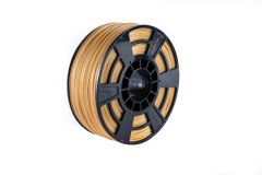 Filament PLA Fashion Plast-Spaw WOLFix Złoty - Gold