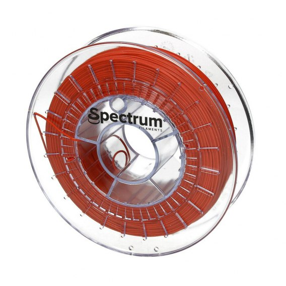 Spectrum Filaments Rubber 1,75 mm Czerwony - Dragon Red