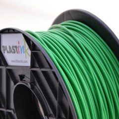 Filament Plastink ABS Green 3,00 mm 1 kg