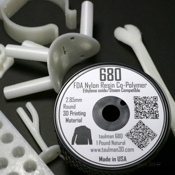 Taulman 3D Nylon 680 FDA 2,85 mm
