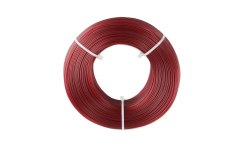 Fiberlogy EASY PETG Refill Burgundy Transparent 850 g - Zwój do MasterSpool