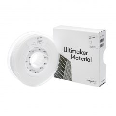 Filament Ultimaker 2,85 mm CPE White NFC