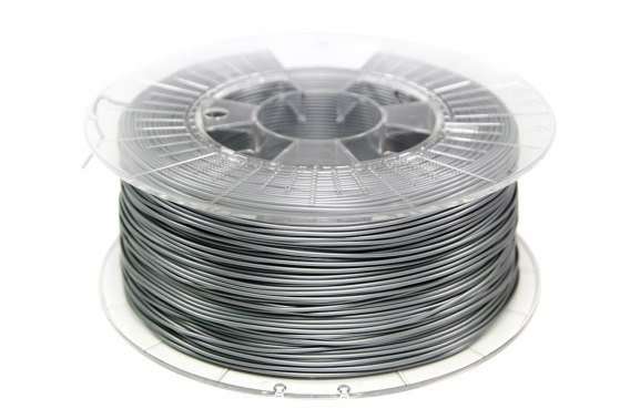 Spectrum Filaments PETG 1,75 mm 1 kg Srebrny Silver Star