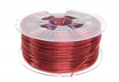 Spectrum Filaments PETG 1,75 mm 1 kg Transparent Red