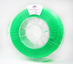 Spectrum Filaments PLA 1,75 mm 1 kg Fluorescencyjny Zielony