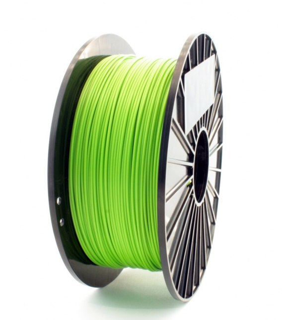 F3D PETG filament green 0.2kg 1.75mm