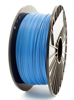 F3D PETG filament blue 0.2kg 1.75mm