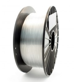 F3D Filament PETG transparent 0,2kg 1,75mm