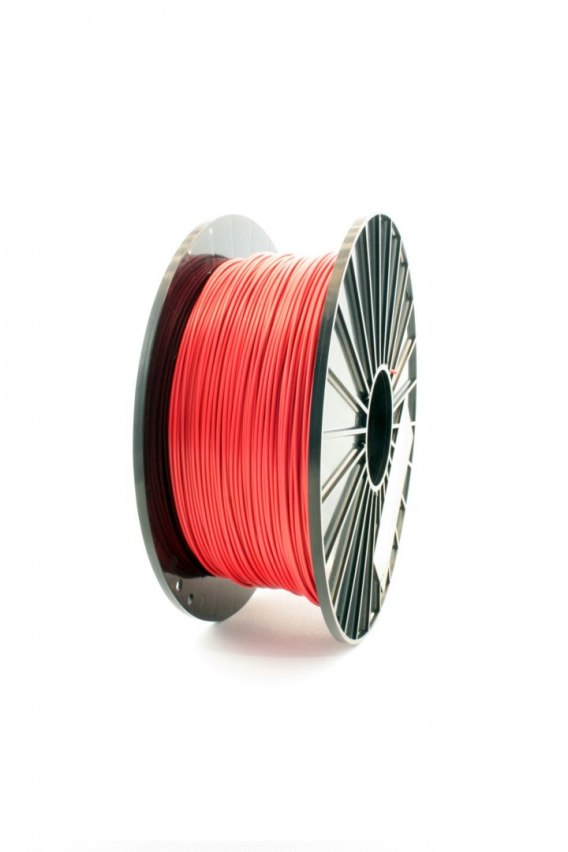 F3D Filament PLA fire red 0.2kg 1.75mm