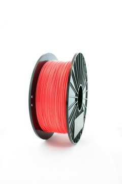 F3D Filament PLA red neon 0.2kg 1.75mm