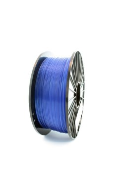 F3D Filament TPU blue transparent 0.2 kg 1.75 mm