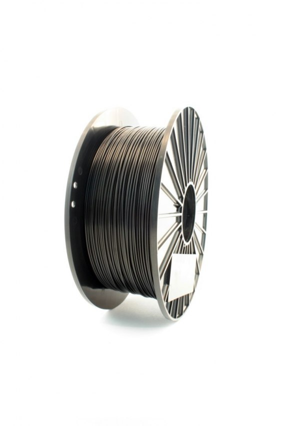 F3D Filament PLA+ Black 1kg 1,75 mm