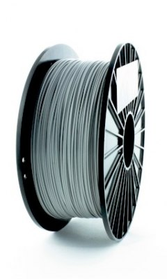 F3D Filament PLA MATTE 1kg 1.75mm Grey