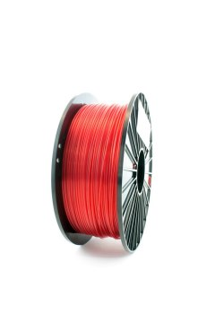 F3D Filament TPU red transparent 500g 1.75 mm