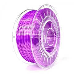 SILK Devil Design Filament 1.75 mm Violet