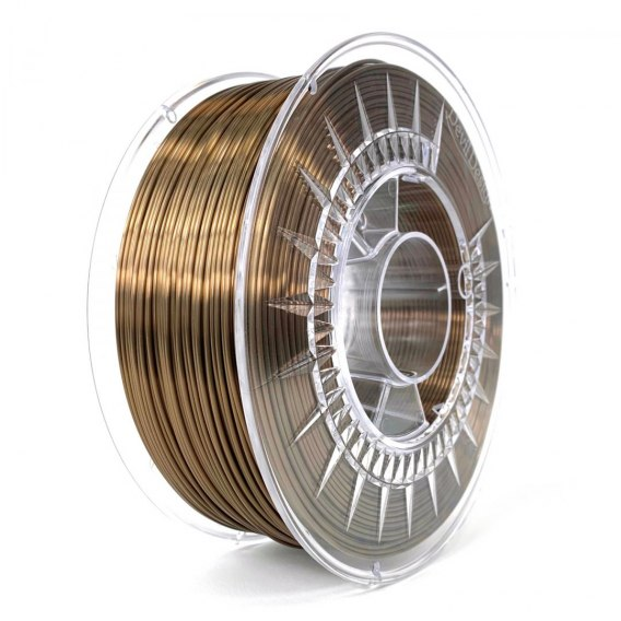 SILK Devil Design Filament 1.75 mm Brown