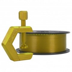 Prusament Filament PETG Golden Glitter Yellow Gold