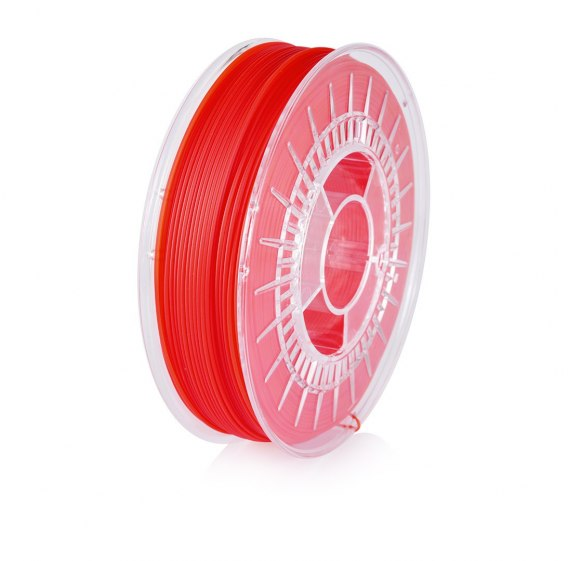 ROSA3D Filaments PLA Starter 1.75mm 800g Red Transparent