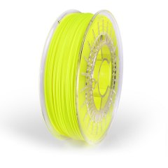 ROSA3D Filaments PLA Starter 1.75mm 800g Neon Yellow