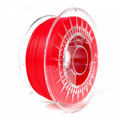 Devil Design Filement PLA MATT 1kg 1,75 mm Red