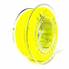 Devil Design Filement PLA MATT 1kg 1,75 mm Bright Yellow
